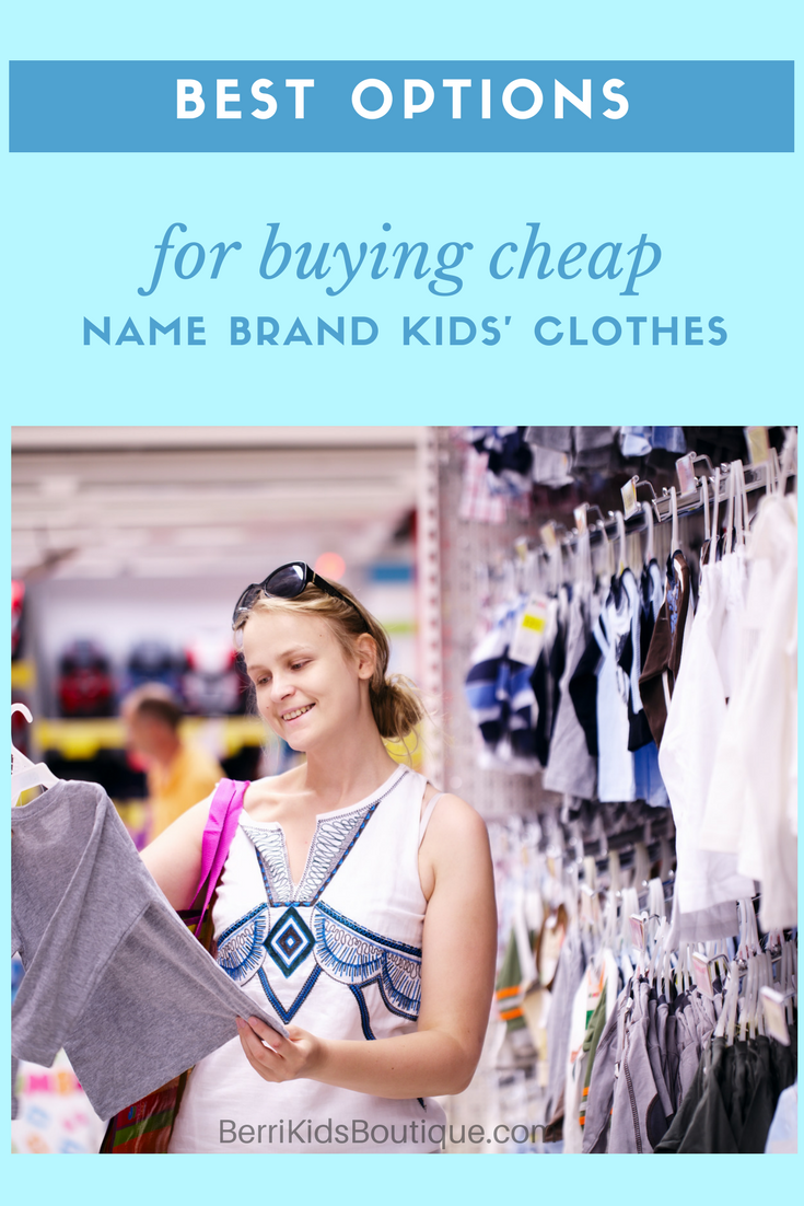 93818fd34 ... good reputations, and high-quality brands, online consignment is  probably the most efficient and effect way to buy cheap brand name clothes  for kids.